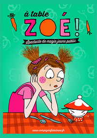 ZOÉ A TABLE
