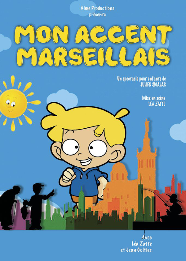 accent marseillais spectacle enfant marseille